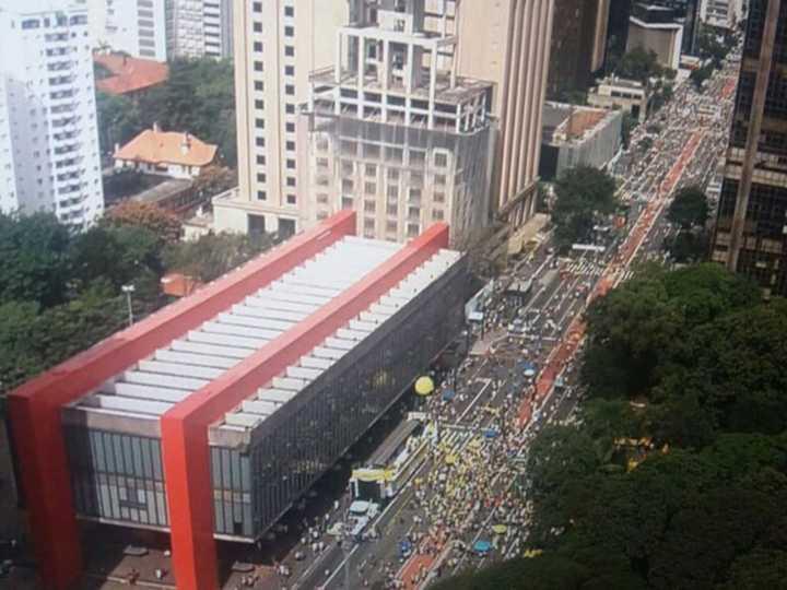 manifestações fora temer impeachment esquerda