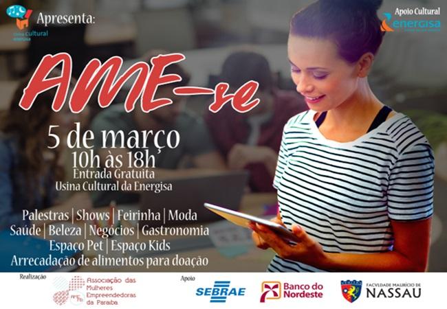 evento associação mulheres empreendedoras empoderamento paraíba economia