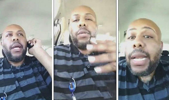 Steve Stephens assassinato eua cleveland