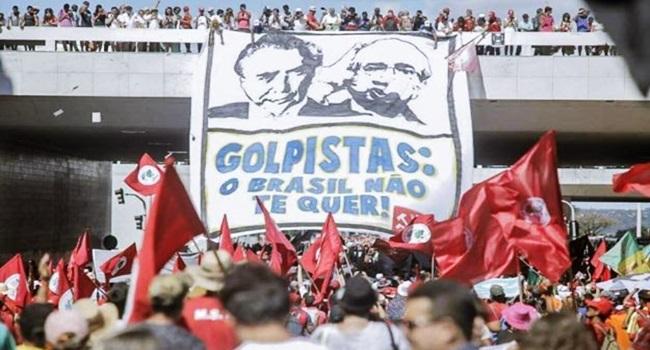 crise revolta ideologia golpe temer corrupção