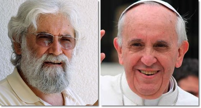 Leonardo Boff Papa Francisco convite michel temer