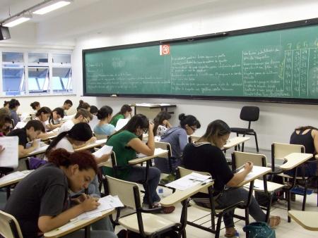 racismo sala de aula UFRJ professor