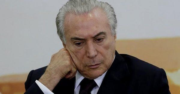 Michel Temer mandato cassado TSE