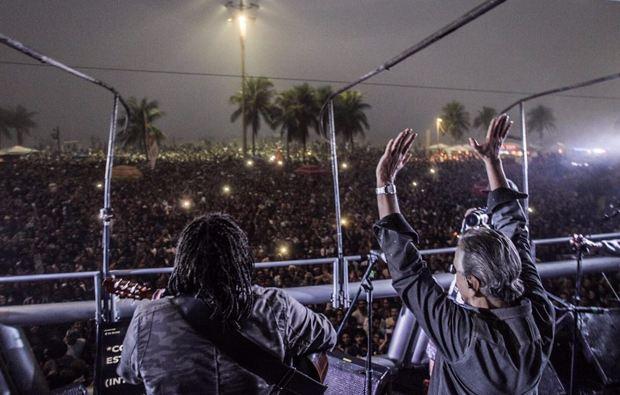 Diretas Já Copacabana