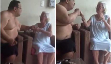 filho-mae-idosa-agredindo