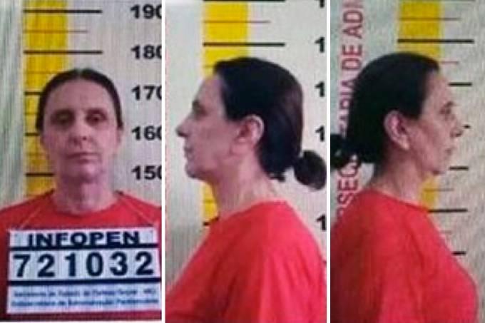 Andrea Neves presa penitenciária