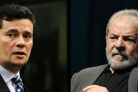 Lula Sergio Moro Lava Jato