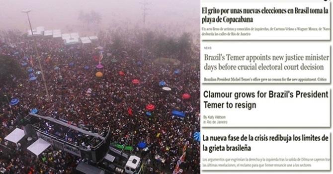 Ato histórico rio de janeiro diretas já 100 mil pessoas