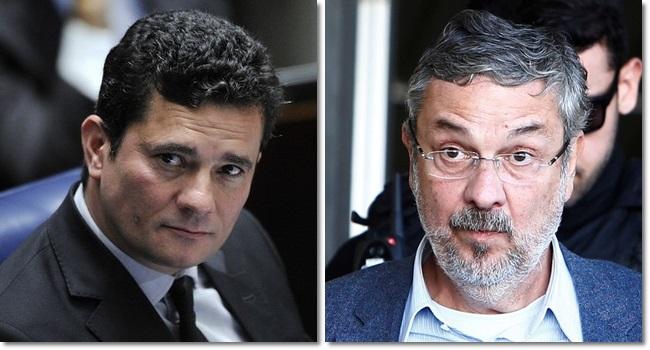 Sérgio Moro Antônio Palocci ação inédita quebra sigilo lava jato