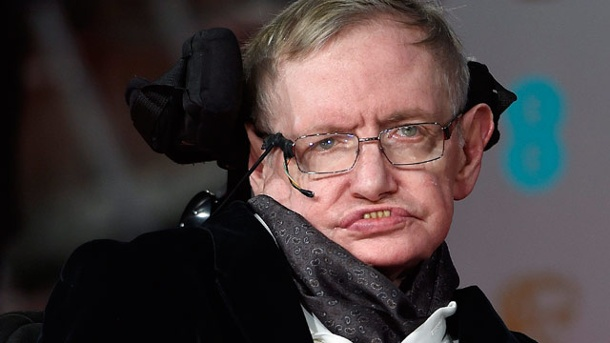 Stephen Hawking fim da humanidade