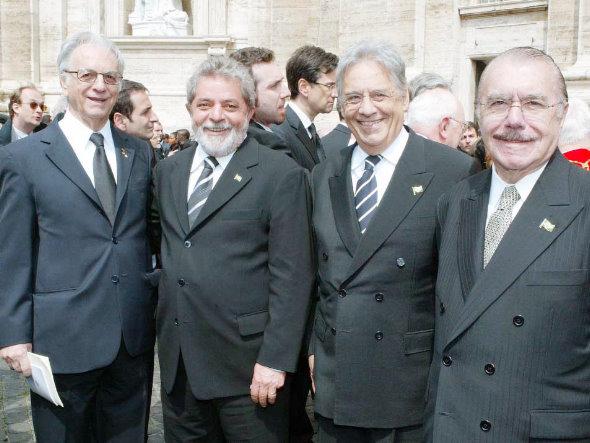 Lula criou mais empregos que FHC economia
