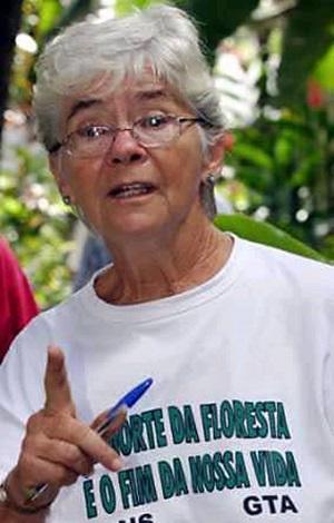 FBI investigou morte Dorothy Stang