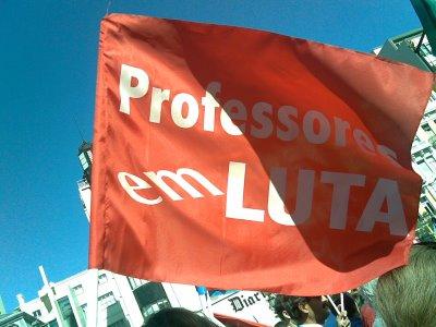 campanha da Veja contra as lutas professores