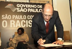 Justiça condena governo do PSDB Governo Alckmin promover racismo são paulo