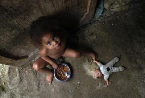 dia das crianças favela