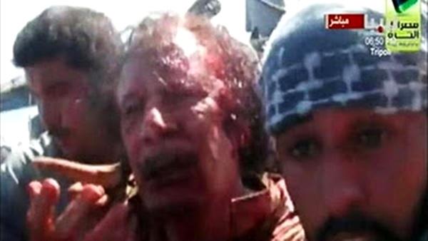 kadafi abusado sexualmente líbia guerra
