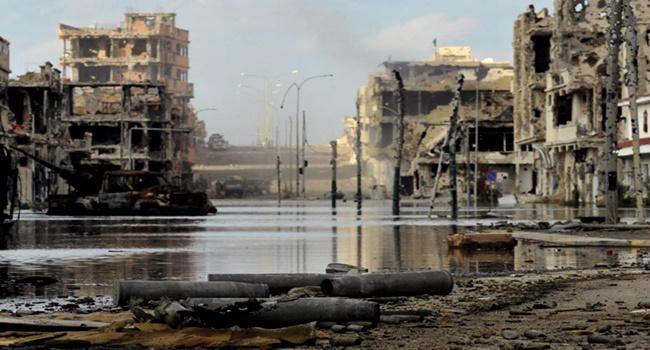 mentiras verdades líbia kadafi petróleo