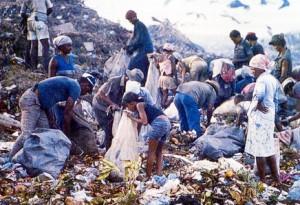 Catadores de lixo