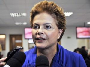 Dilma site ameaça