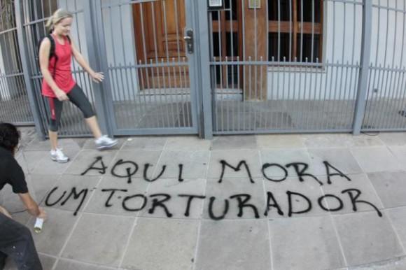 tortura nunca mais torturador ditadura