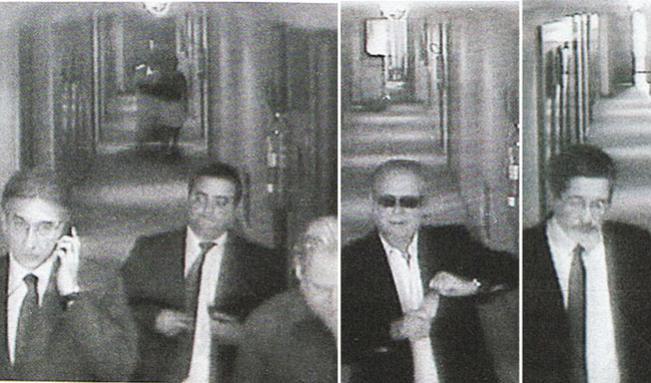Hotel Naoum Gangue de Cachoeira teria filmado José Dirceu demóstenes
