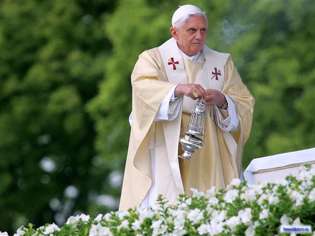 papa bento vaticano