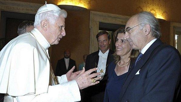Banqueiro de Deus papa vaticano escândalo esquema diabólico