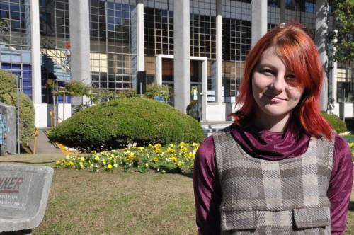 Estudante de direito cibele refundar a ARENA