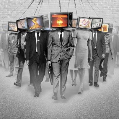 mídia manipula