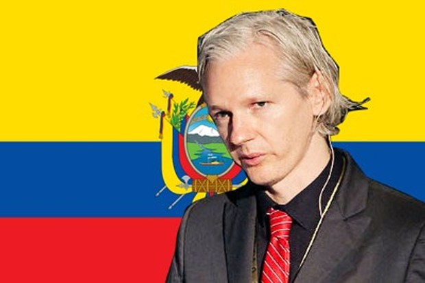 assange equador