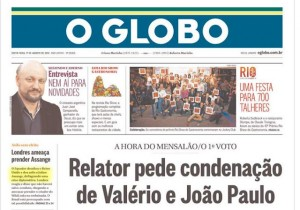 globo assange equador