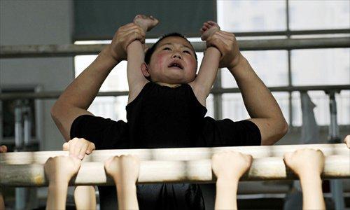 medalhas chinesa crianças esporte olímpico