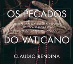 Papas praticavam pedofilia pecados vaticano claudio