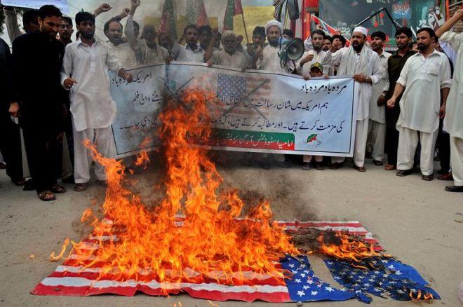 filme islã eua maomé paquistão