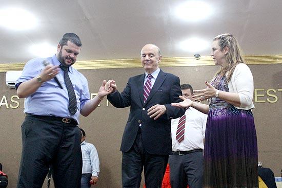 pastor José Serra eleições igreja evangélica