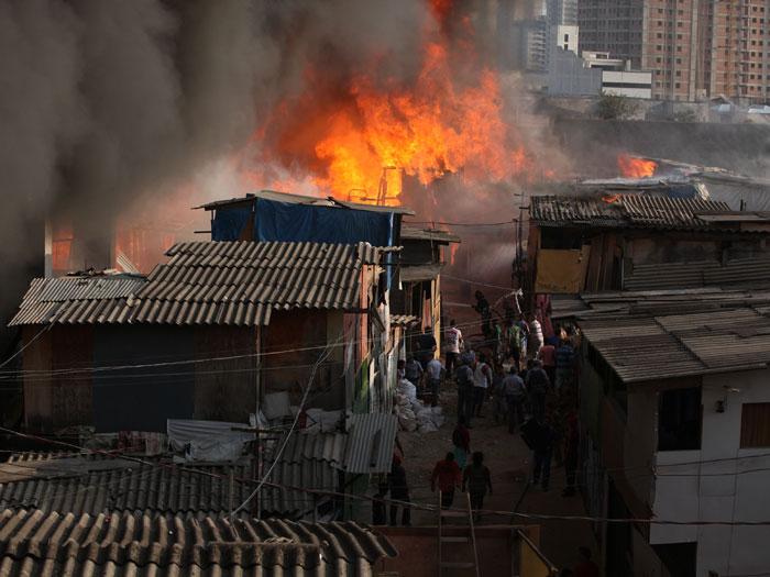 favela incêndio moinho