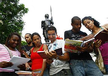 cotas alunos cotistas estudantes desempenho