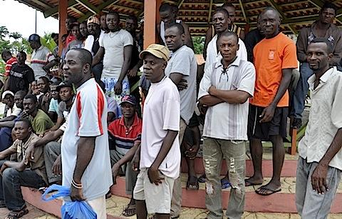 haitianos acre haiti pobreza miséria
