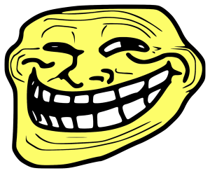 troll face internet