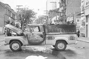carro folha ditadura militar