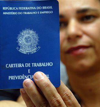 oportunidade trabalho carteira assinada brasil