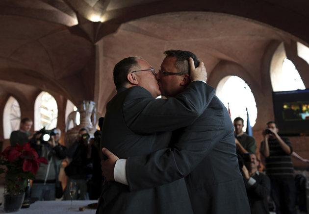 casamento gay ministro