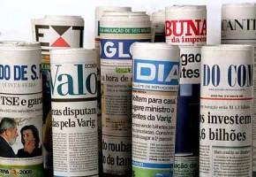 grandes jornais mídia brasil