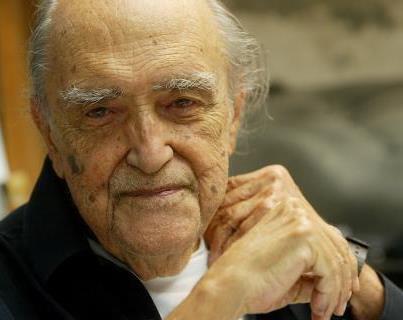 Oscar Niemeyer morre Rio de Janeiro