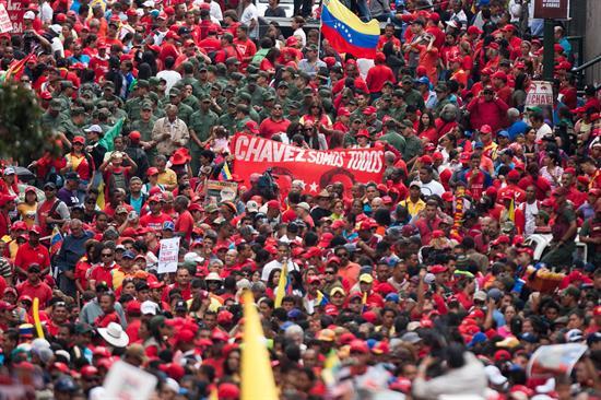 venezuela chávez