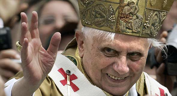 joseph ratzinger simbolo - photo #36