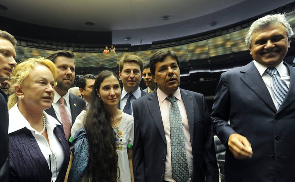 yoani deputados brasília