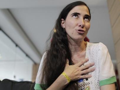 blogueira cubana yoani sánchez