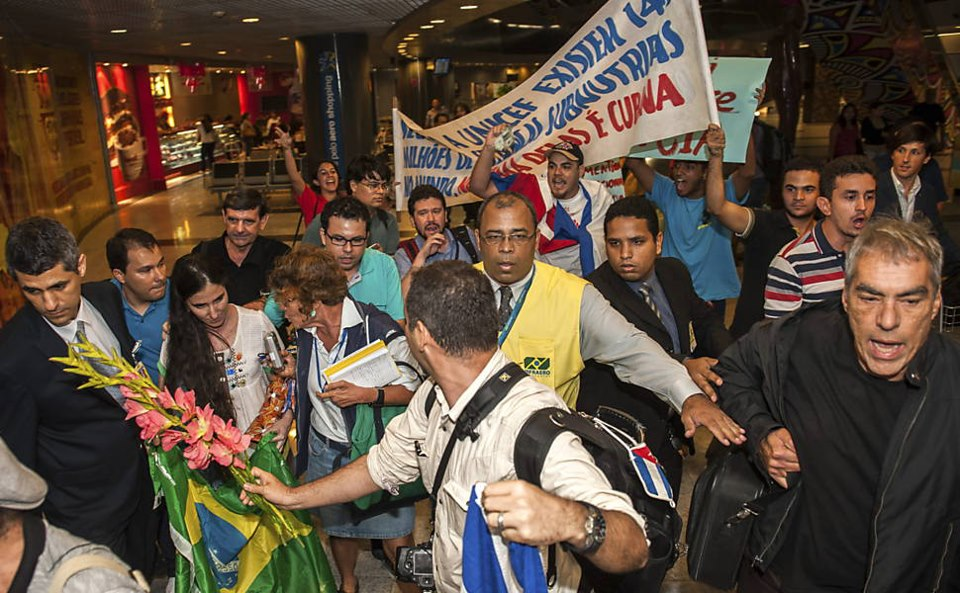 blogueira yoani sánchez brasil cuba