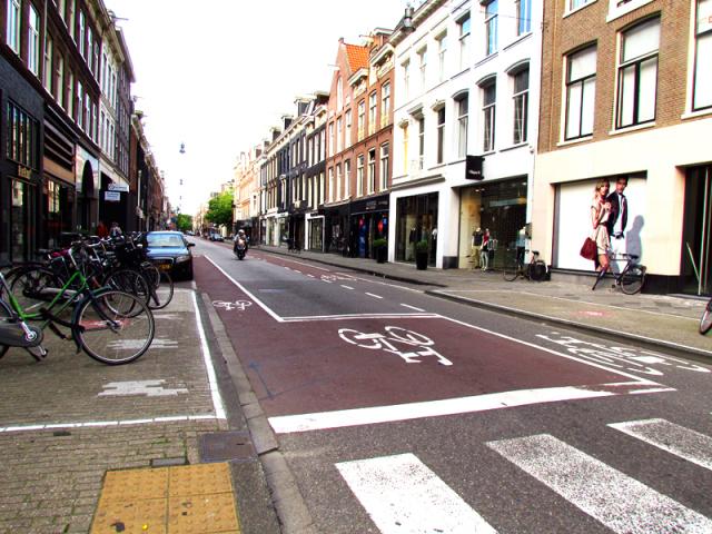 bicicletas amsterdam holanda ciclistas